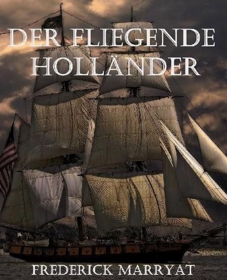 Der fliegende Holländer - Blick ins Buch