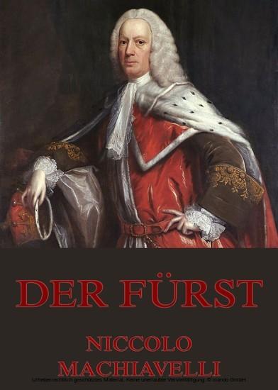 Der Fürst - Blick ins Buch