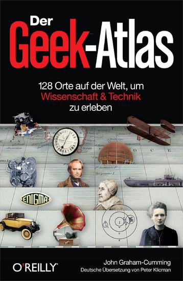 Der Geek-Atlas - Blick ins Buch