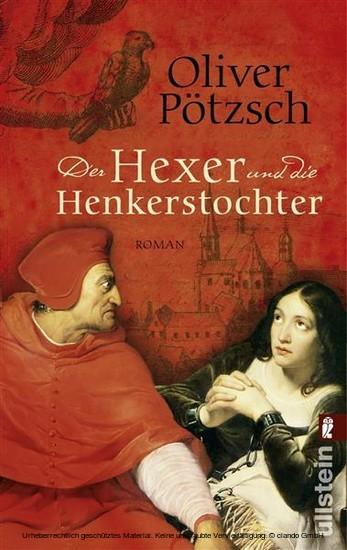 Der Hexer und die Henkerstochter - Blick ins Buch