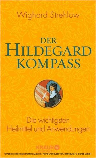 Der Hildegard-Kompass - Blick ins Buch