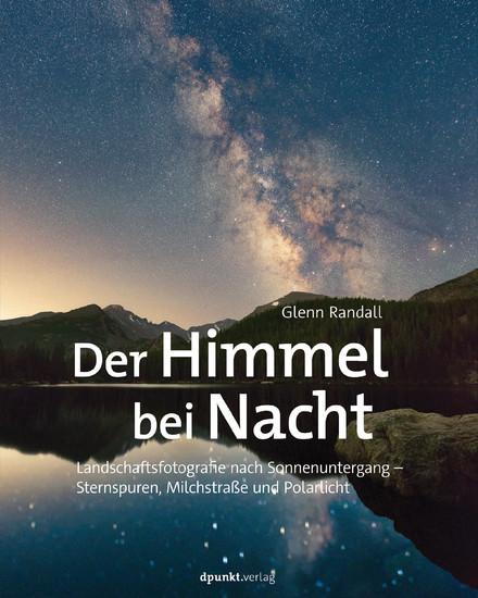 Der Himmel bei Nacht - Blick ins Buch