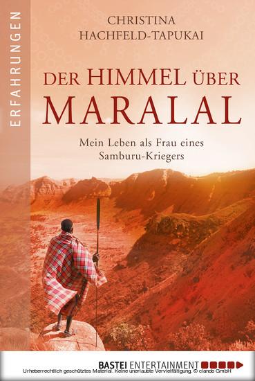 Der Himmel über Maralal - Blick ins Buch
