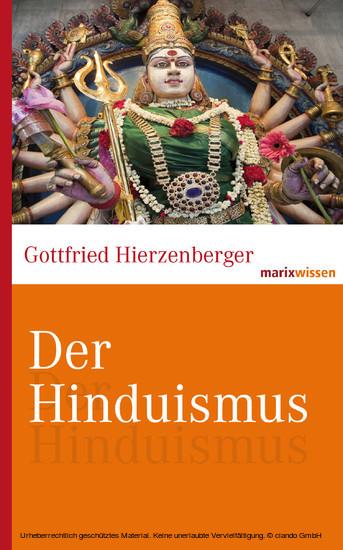 Der Hinduismus - Blick ins Buch