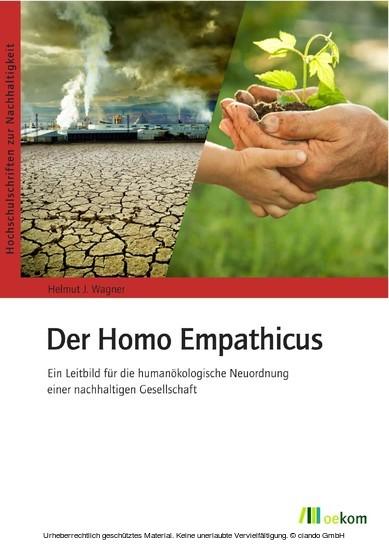 Der Homo Empathicus - Blick ins Buch