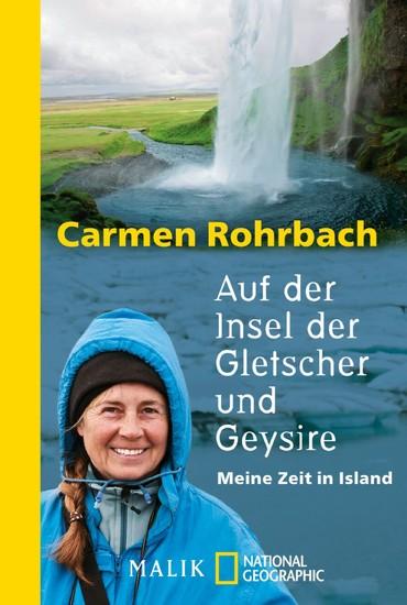 Auf der Insel der Gletscher und Geysire - Blick ins Buch