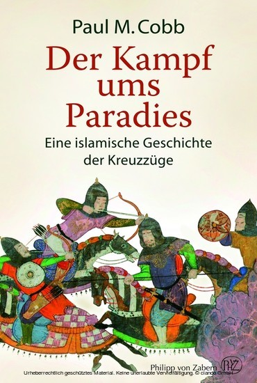 Der Kampf ums Paradies - Blick ins Buch