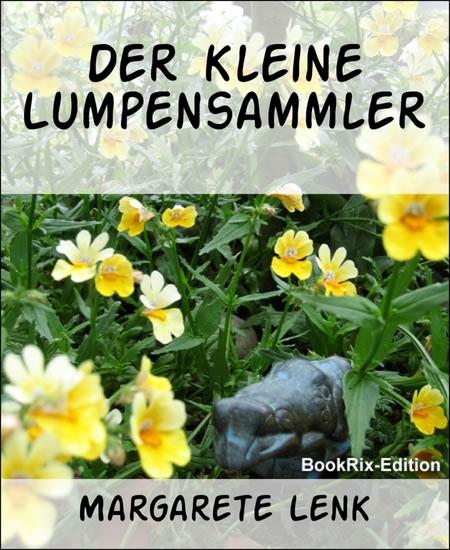 Der kleine Lumpensammler - Blick ins Buch