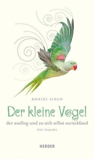 Der kleine Vogel, der ausflog und zu sich selbst zurückfand - Blick ins Buch