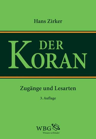 Der Koran - Blick ins Buch