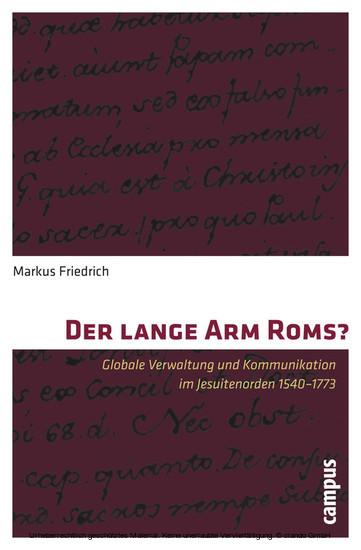 Der lange Arm Roms? - Blick ins Buch