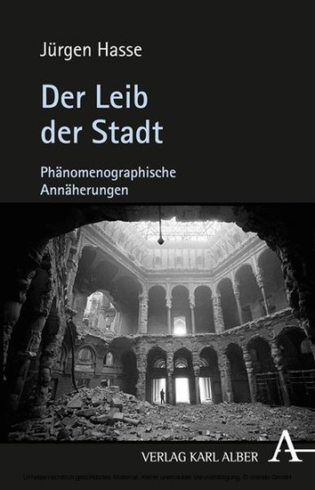 Der Leib der Stadt - Blick ins Buch