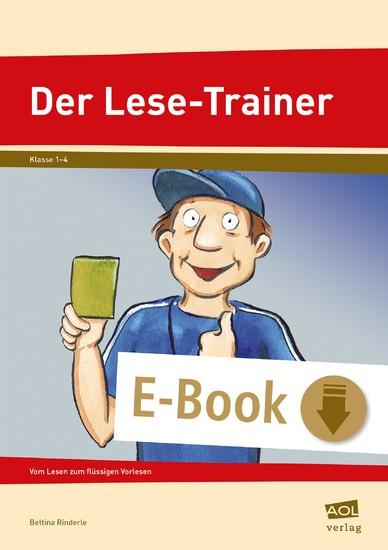Der Lese-Trainer - Blick ins Buch