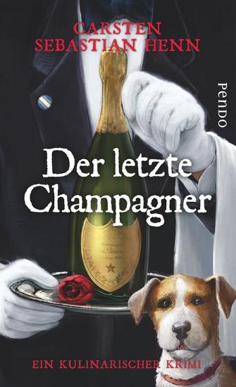 Der letzte Champagner - Blick ins Buch