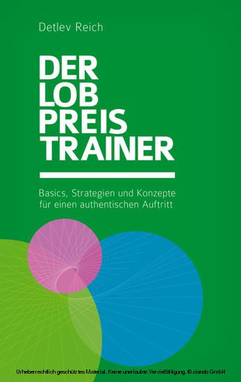 Der Lobpreis-Trainer - Blick ins Buch