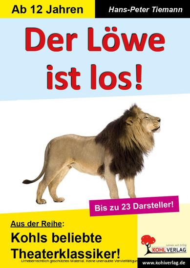 Der Löwe ist los - Blick ins Buch