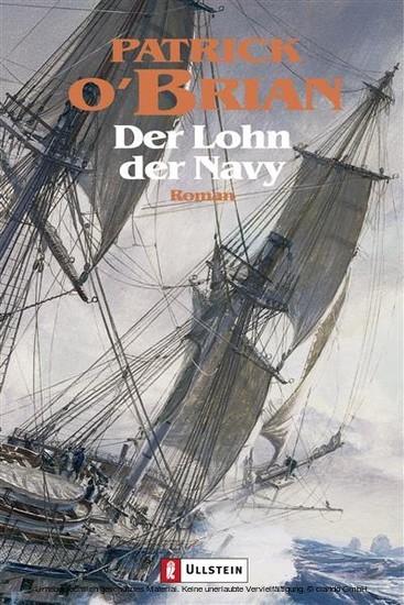 Der Lohn der Navy - Blick ins Buch