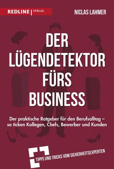 Der Lügendetektor fürs Business - Blick ins Buch
