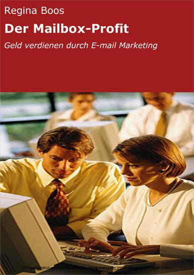 Der Mailbox-Profit - Blick ins Buch