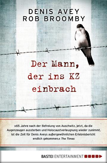 Der Mann, der ins KZ einbrach - Blick ins Buch