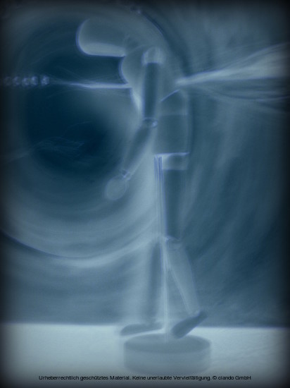 Der Mann - Im Labyrinth - Blick ins Buch