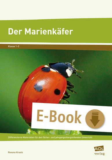 Der Marienkäfer - Blick ins Buch