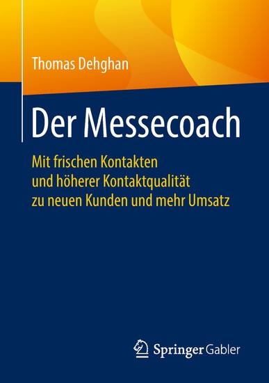 Der Messecoach - Blick ins Buch