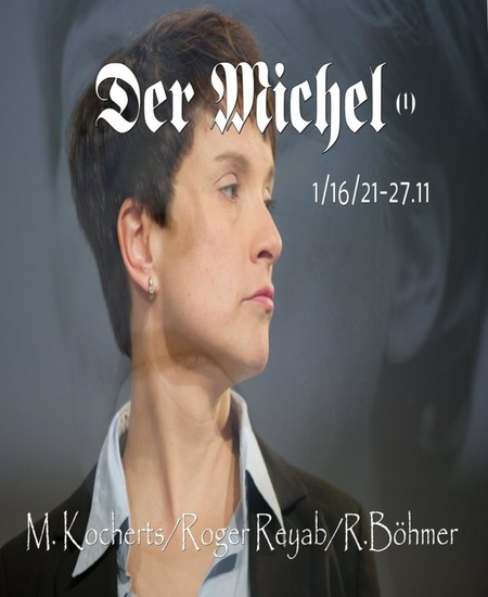 Der Michel (1) - Blick ins Buch