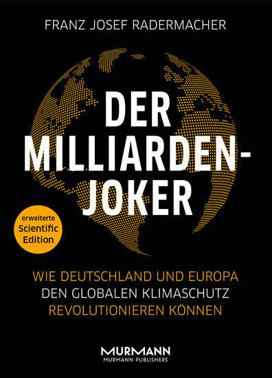 Der Milliarden-Joker - Scientific Edition - Blick ins Buch