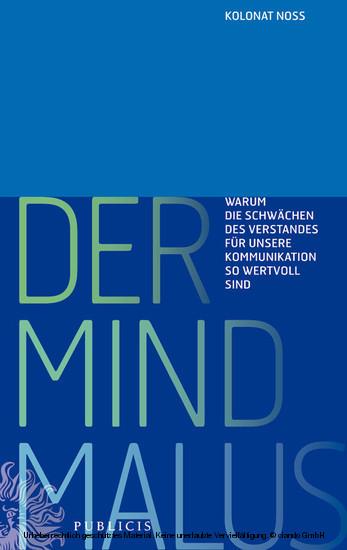 Der Mind Malus - Blick ins Buch