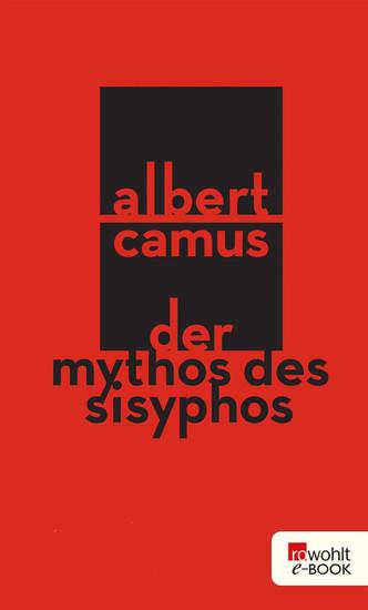 Der Mythos des Sisyphos - Blick ins Buch