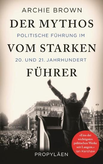 Der Mythos vom starken Führer - Blick ins Buch
