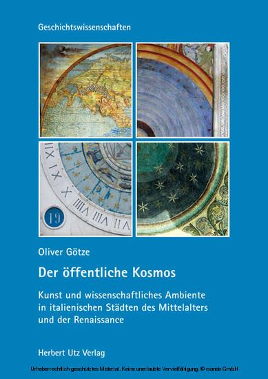 Der öffentliche Kosmos - Blick ins Buch