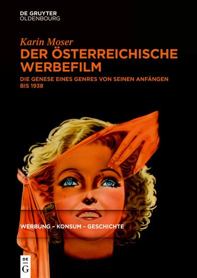 Der österreichische Werbefilm - Blick ins Buch