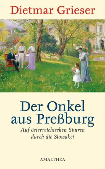 Der Onkel aus Preßburg - Blick ins Buch