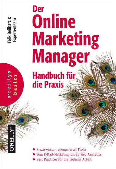 Der Online Marketing Manager - Blick ins Buch