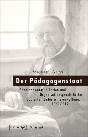 Der Pädagogenstaat - Blick ins Buch