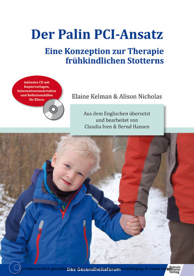 Der Palin PCI-Ansatz - Eine Konzeption zur Therapie frühkindlichen Stotterns - Blick ins Buch