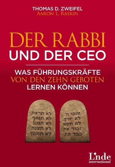Der Rabbi und der CEO - Blick ins Buch