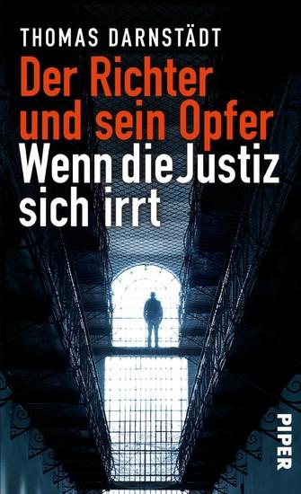 Der Richter und sein Opfer - Blick ins Buch