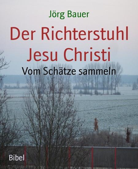 Der Richterstuhl Jesu Christi - Blick ins Buch