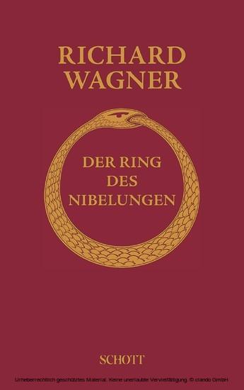 Der Ring des Nibelungen - Blick ins Buch