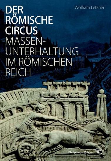Der römische Circus - Blick ins Buch