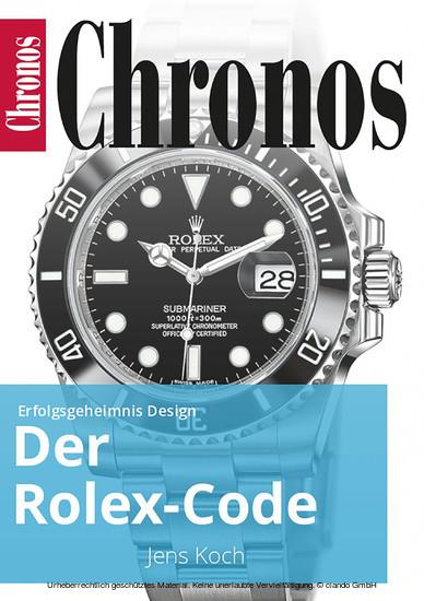 Der Rolex-Code - Blick ins Buch
