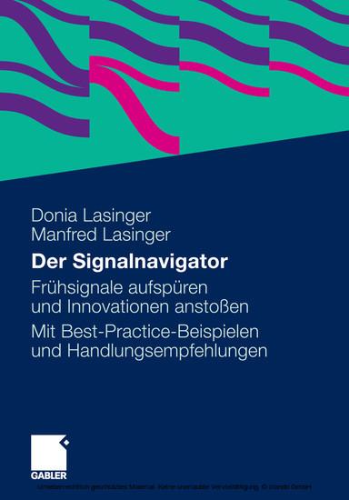 Der Signalnavigator - Blick ins Buch