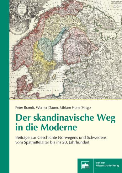 Der skandinavische Weg in die Moderne - Blick ins Buch