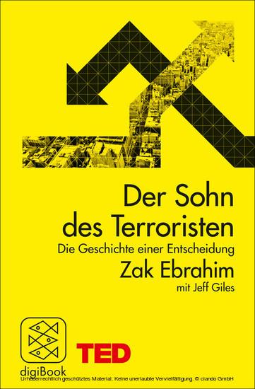 Der Sohn des Terroristen - Blick ins Buch