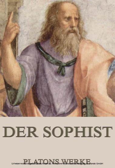Der Sophist - Blick ins Buch