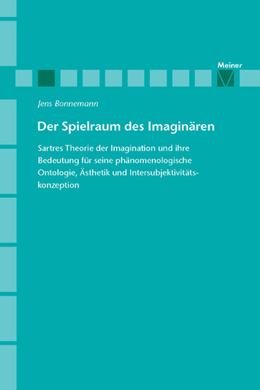 Der Spielraum des Imaginären - Blick ins Buch