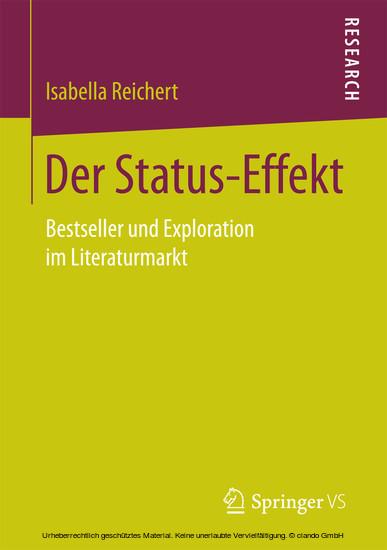 Der Status-Effekt - Blick ins Buch